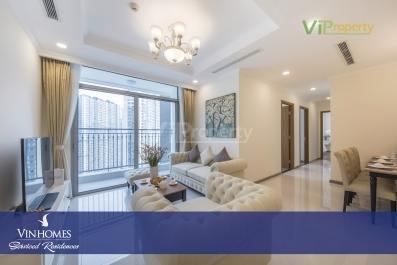 Vinhomes Serviced Residence 3BR