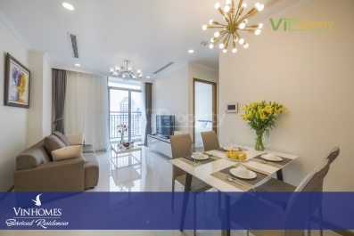Vinhomes Serviced Residence 1BR