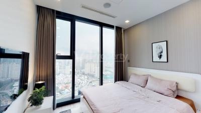 A2-4X-05 - 2 Bedroom Apartment Vinhomes Golden River (Bason)